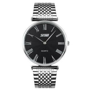 Relógio Masculino Skmei Analógico 9105 Pt 9716033
