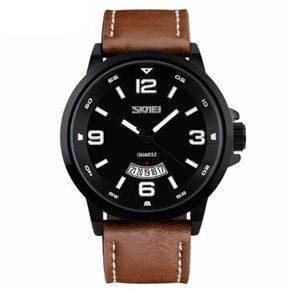 Relógio Masculino Skmei Analógico 9115 Marrom 8655550