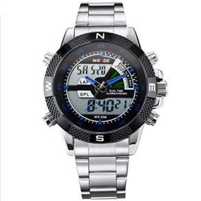 Relógio Masculino Weide Anadigi Wh - 1104 Az 9279489