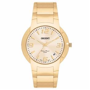 Relógio Orient Sport Mgss1009 Dourado Ouro Oferta Garantia 9088593