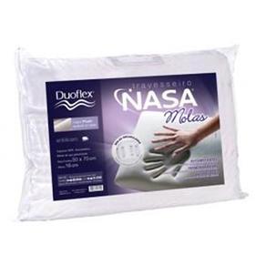 Travesseiro Molas e Visco elastico Duoflex 50x70 2233023