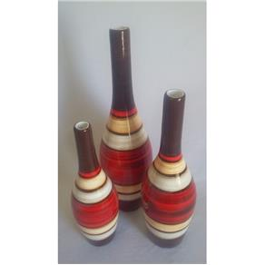 Trio de vasos decorativos - Decoração e enfeites 7469495