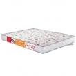 Colchão Solteiro Orthocrin Platinum com Espuma D28 17x88x188 cm Branco / Vinho 6892300