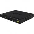 Dvd Player Dv - 445 Com Função Karaokê, Usb, Mp3 E Ripping - Lenoxx 7902367