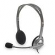 Headset Stereo H110 Logitech Cinza 8454553