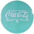 Prato Giratório Urban Coke Delicius e Refreshing - Verde 9194165
