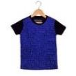 Camiseta Infantil CO61T01TC395 Calvin Klein - Azul 9052313