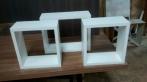 kit de nicho  branco