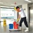 Balde Espremedor Doblô Com Capacidade Para 50 Litros - Vermelho / Azul - Bralimpia 7925583