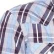 Camisa Casual Masculina Regular Fit Manga Longa Vr Denim 3470964