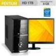 Computador Neologic Pentium G3260 3.2GHz, 8Gb, 1Tb, Windows 8 + Monitor 18,5 ´ - Nli50948 6746519