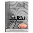 Kit Pedicuro De Botas Metalizadas Com Creme Hidratante C / 30Und. 5175381