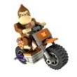 Mario Kart Boneco Donkey Kong Bike Kit 34 Pçs Montar Personagem Jogo Corrida Nintendo - Mls8 Br041 5359440
