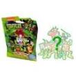 Mini Figuras Surpresa Mega Bloks Tartarugas Ninja Série 1 Mattel 7974024