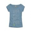 Camiseta Hollister Feminino Surfs Well With Others 3860770