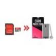 Cartão de Memória para Asus Zenfone Go 16Gb Ultra Classe 10 e Capa Transparente - Underbody 8149441