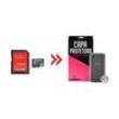 Cartão de Memória para LG L35 16Gb e Capa Transparente - Underbody