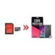 Cartão de Memória para Samsung Galaxy Note4 32Gb e Capa Transparente - Underbody