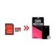 Cartão de Memória Ultra 32Gb para Sony C4 e Capa Preta - Underbody