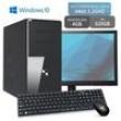 Computador 3green Evolution Fun Desktop Intel Core I5 4GB DDR3 HD 320GB LED 15.6 Windows 10