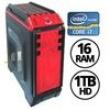 Computador Gamer Intel Core I7 4790K Quarta Geração, 16Gb, Hd 1Tb 9212588