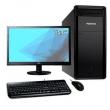 Computador I3 4gb Hd 500gb Dvd Linux Master D60 Tt4500 Monitor Aoc Led 15.6