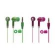 Fone De Ouvido Estéreo Attitudz Em Cores Vibrantes - Verde 10177431