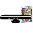 Sensor Kinect + Jogo Original + Adaptador Para XBOX Antigo 7651242