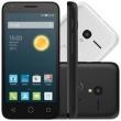 Smartphone Alcatel PIXI3 4 - 5 ´ - 4G Android 5.1 Quad Core 1.0GHz 8GB Câmera 8MP Tela 4 - 5 ´ - Preto / Branco 9327178