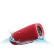 Caixa de Som Portátil JBL Charge 3 Bluetooth Prova D`Agua - Vermelho