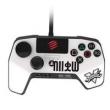 Controle Fightpad Pro Street Fighter V Branco PS3 e PS4 - Madcatz