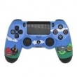 Controle Sem Fio - PS4 - Angry Birds - Alta Performance - GG Controles