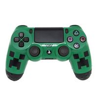 Controle Sem Fio - PS4 - Minecraft - Alta Performance - GG Controles