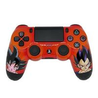 Controle Sem Fio - PS4 - New Dragon Ball - GG Controles