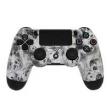 Controle Sem Fio - PS4 - White Dust - Alta Performance - GG Controles 10213097