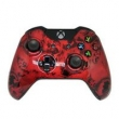 Controle Sem Fio - Xbox One - Red Death Skull - GG Controles