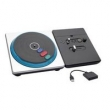Dj Hero Sem Fio Para Playstation 2 / Ps3 Ps4702 Preto E Prata - Integris 9566769