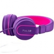 Fone de Ouvido Headphone Pulse Fun PH161 On Ear Roxo e Rosa 10337266