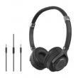 Fone de Ouvido Motorola Pulse 2 Wired c / Microfone 36mm - Preto 11094556