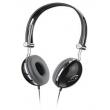 Fone de Ouvido Multilaser Headphone Vibe Preto design Retrô P2 - PH053 10448053