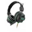 Headphone Multilaser Gamer Green USB Led Light Verde PH143 10867735