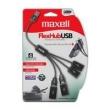 HUB Flexivel com 4 portar USB 2.0 LeaderShip