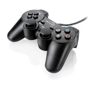 Joystick p / Playstation 2 com Dual Shock JS043 Multilaser 10386447