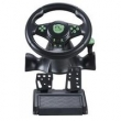 Multilaser Volante Racer 4 em 1 para Xbox 360, Playstation 2, PS3 e PC JS075 Verde 10428738