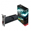 Placa de Vídeo AMD Radeon XFX R7 250 1GB DDR5 Core Edition 128Bits PCIe R7 - 250A - ZLF4