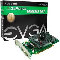 Placa de Vídeo EVGA GeForce GT9800 1GB DDR3 256 Bits PCI - e 4902253