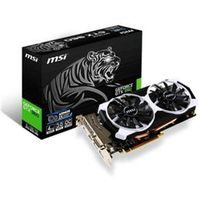 Placa de Vídeo MSI GeForce GTX 960 4GB - GTX 960 4GD5T OC - 128 Bits, GDDR5, PCI - Express x16 3.0 7581711