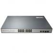 Switch Poe Centrium Security Ape - 1600 - C Com 16 Portas Poe 10269660