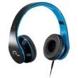 Fone de Ouvido com Microfone p / Celular Preto e Azul PH113 - Multilaser 10847851