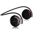 Fone de Ouvido - cartão de cartão sem fio Fone de Ouvido de ouvido Fone de Ouvido de ouvido Bluetooth varas versão preta - Pu Yu